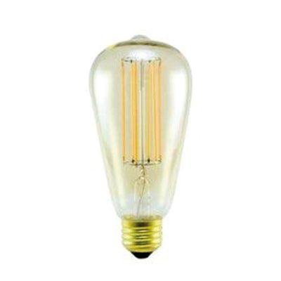 ST64N 6w LED Antique Style Lamp
