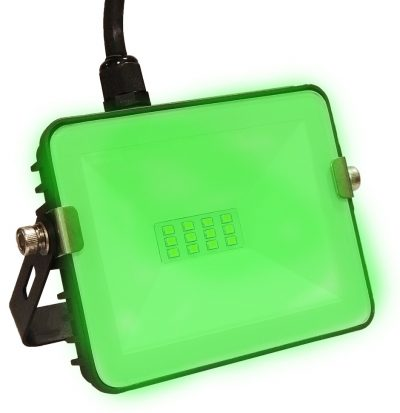 10w Green LED Flood Light