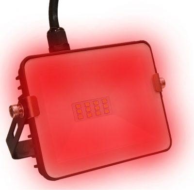 10w Red LED Flood Light