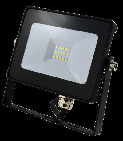 10w LED Slim LED Flood Light Side
