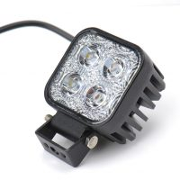 12w 12v - 24v LED Automotive Utility Flood / Work Light