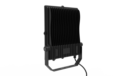 Titan 250w Industrial High Output LED Flood Light Rear