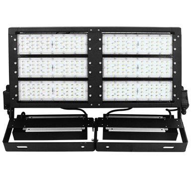 600w 90,000lm High Performance LED Flood Light / Stadium & Sports Light