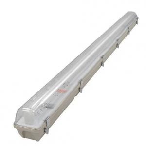 2ft 4ft 5ft 6ft Non-Corrosive IP65 Single LED Ready Batten Fitting