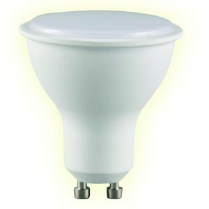 6w LED GU10 High Power 4000k Cool White 480lm Output