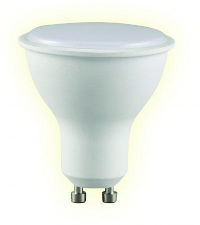 6w LED GU10 High Power 6000k Daylight White 490lm Output